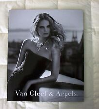Van Cleef & Arpels Jewelry & Watch Catalog Book Gorgeous Photos!