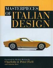 Masterpieces Of Italian Design - Charlotte & Peter Fie (Hardcover)