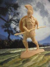 War Troy DIOMEDE Acheo  Soldatini Greci Guerra di Troia 7 cm. Raro da Lod  /CI/