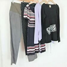 Maternity Clothes Bundle Size 12 Spoilt Rotten Blooming Marvellous Trousers Tops