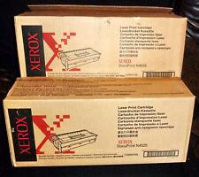 XEROX 113R00195 x 2 OFF DOCUPRINT N4525 SCATOLE APRI vedere Pix stampa CARRELLI SIGILLATO