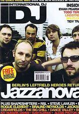 JAZZANOVA / SHAPESHIFTERS / STEVE LAWLERIDJ magazineno.66Oct2005