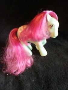 "1989 My Little Pony MERRY GO ROUND G1 ""TASSELS"" Vintage VGC RARE GTF"