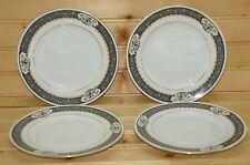 """MZ Altrohlau ALT39 Set of (4) Bread & Butter Plates, 6 1/4"""""""