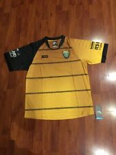 BNWT Brisbane Global Rugby Tens Training Jersey Unisex boys girls Junior Size 14