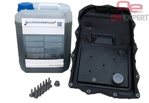 Genuine ZF 8HP Automatic Transmission Gearbox Fluid (10L) Service Kit