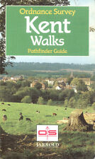 Kent Walks Ordnance Survey Pathfinder Guide Tenterden Royal Military Canal Harty