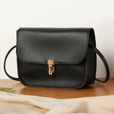 NEW Women Leather Small Handbag Satchel Messenger Cross Body Shoulder Bag Purse