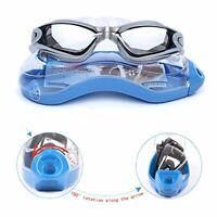 Swimming Goggles with UV- Anti-Fog Swim Glasses