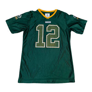 NFL Green Bay Packers AARON RODGERS #12 Jersey - Toddler Girls Size XL (14-16)