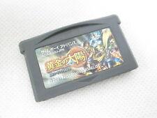 Nintendo Game boy Advance GOLDEN SUN Ogon Hirakareshi Cartridge Only JAPAN gbc