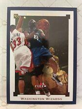 Michael Jordan 2002-03 Washington Wizards Fleer Premium #82 Last Season HOF GOAT