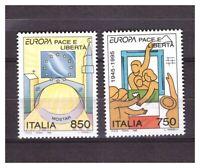 S33804 Italy MNH 1995 Europa 2v