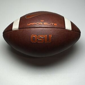 2020 Oregon State Beavers Game Issued Nike Vapor Elite NCAA Football University