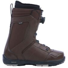 2016 NIB MENS RIDE JACKSON BOA COILER SNOWBOARD BOOTS $230 9 brown insulated