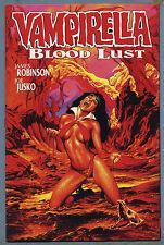 Vampirella Blood Lust #1 1997 James Robinson Joe Jusko Harris Comics D
