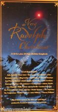 A Very Rudolph Christmas 3 CD Set Like New