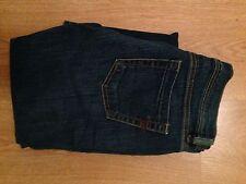 Damen Diesel Jeans-W28 L29-Dunkelblau Waschung-Bootcut-super Zustand
