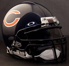 ***CUSTOM*** CHICAGO BEARS NFL Riddell ProLine AUTHENTIC Football Helmet