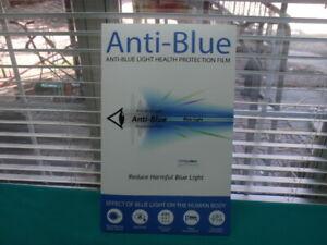 "ANTI-BLUE LIGHT HEALTH PROTECTION FILM  24"""