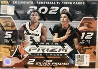 2020-21 Panini Prizm Draft Picks Basketball Mega Box Sealed Lamelo Edwards Auto?