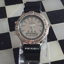 Armitron Pro-All-Sport Alarm Chronograph Indiglo Digital Analog Men's Watch H6