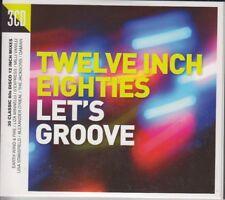 Twelve Inch Eighties Let's Groove 3 CD Box incl: Ben Liebrand, SOS Band 2016