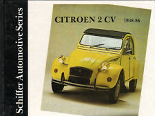 Citroen 2 CV, with Dyane, Ami 6, Mehari, 1948-1986 by Walter Zeichner