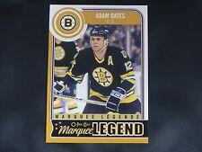 2014-15 OPC Marquee Legend #561 Adam Oates Boston Bruins