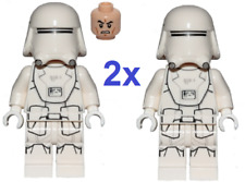 LEGO star wars MiniFigure BN 2x Snowtrooper mini figure episode VII army