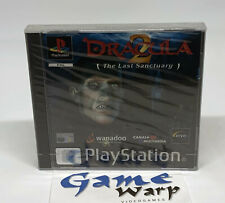 Dracula 2: The Last Sanctuary (PS1) - PAL - BRAND NEW - SEALED