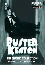 Buster Keaton Shorts Collection 17-23 - DVD Region 1