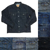 Levi's Strauss Men's Signature Cotton Button Down Denim Jean Trucker Jacket Coat