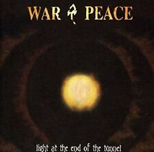 War and Peace - Light At The End Of [CD]
