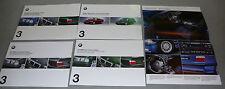 Prospekt BMW 3er E36 - Die Editionen - touring/Cabrio, 1.1999, Mappe mit 4x4 S.