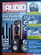 Audio 5/09,PASS XA 100.5,XP 20,B&W CM 5,ELAC BS 244,CABASSE JAVA MC 40,KEF IQ 90