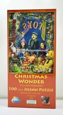 "SunsOut Christmas Wonder Art by Jack Sorenson Puzzle - 300 Pieces 18"" x 24"" New"