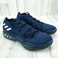 Adidas Crazy Explosive Primeknit Low Mens Size 15 Blue Basketball Shoes