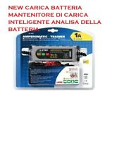 CARICABATTERIA LAMPA 70178 MOTO AMPEROMATIC TRAINER MANTENITORE 6/12V,1AH STOCK