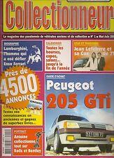 DAS NEUE SAMMLER 1 PEUGEOT 205 GTI 1.6 & 1.9 FERRUCIO LAMBORGHINI