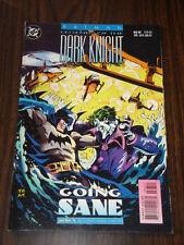 BATMAN LEGENDS OF THE DARK KNIGHT #68 NM CONDITION JOKER BANE FEBRUARY 1995