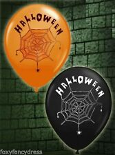 Halloween Round Party Balloons & Decorations