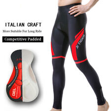 X-Tiger Spring Autumn Cycling Pants With 5D Gel Pad Cycling Tights MTB Bike New
