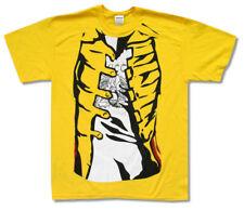 Queen-Freddie Mercury-Freddie's Jacket-X-Large Yellow  T-shirt