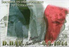 WW2 - CP - D-DAY - Le Général de Gaulle à juno Beach