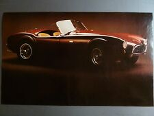 1964 Ford 289 Cobra Roadster Print, Picture, Poster RARE!! Awesome L@@K