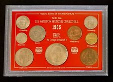 More details for 1953 - 1967  birthday coin set choose your year & grade farthing to half crown *