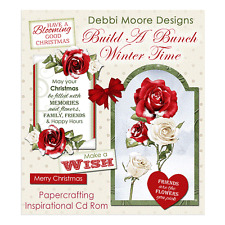 Debbi Moore Designs Build A Bunch Winter Time CD Rom (324484)