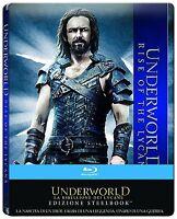 Underworld - La Ribellione Dei Lycans - Ediz. Lim. - Blu-Ray - SteelBook - Nuovo