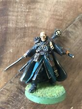 Warhammer Inquisition Army Rare OOP 54mm Inquisitor Eisenhorn Games Workshop !!!